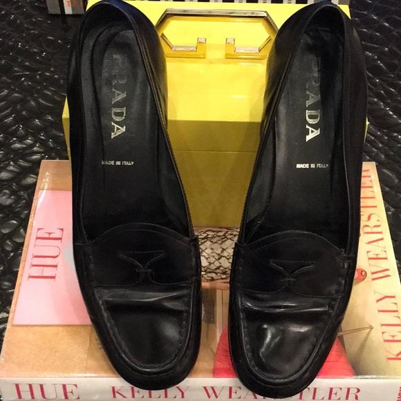 b3992b251c6 ... new zealand prada shoes loafer poshmark a8c29 99196
